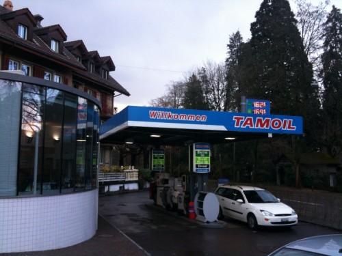 Tamoil in Bern